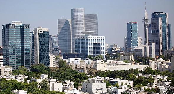 Tel Aviv. Photo: Bloomberg