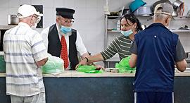 סיוע לנזקקים, צילום: דנה קופל