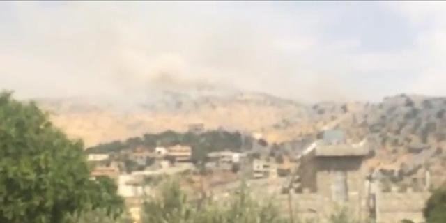 """צה""""ל: סוכל פיגוע בהר דב, מחבלים נורו ושבו לשטח לבנון"""