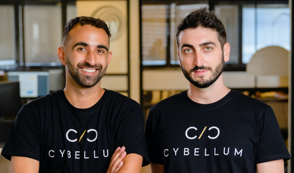 Cybellum co-founders Michael Engstler (left) and Slava Bronfman. Photo: PR