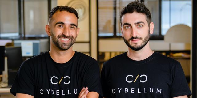 Cybellum co-founders. Photo: Yarin Ternos