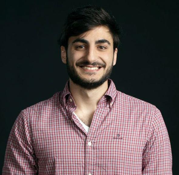 Explorium CEO and co-founder Maro Shlomo. Photo:Nir Slakman