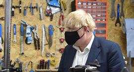 ראש ממשלת בריטניה בוריס ג'ונסון, צילום: איי פי