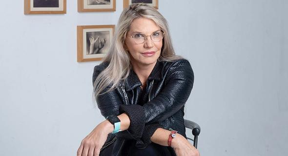 הבימאית אורנה בן דור , צילום: איציק שוקל