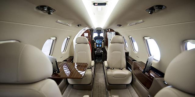 המגפה העולמית יצרה מועדון לקוחות חדש למטוסים פרטיים