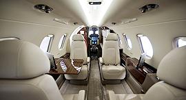 מטוס פרטי של חברת נטג'טס, צילום: בלומברג