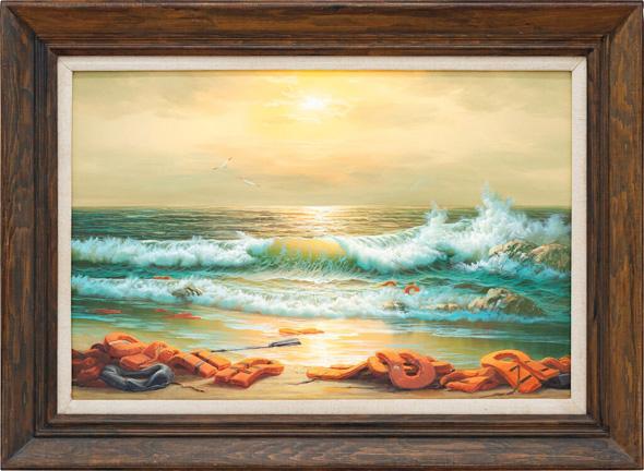 הציור של בנקסי