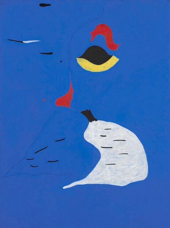 הציור של מירו