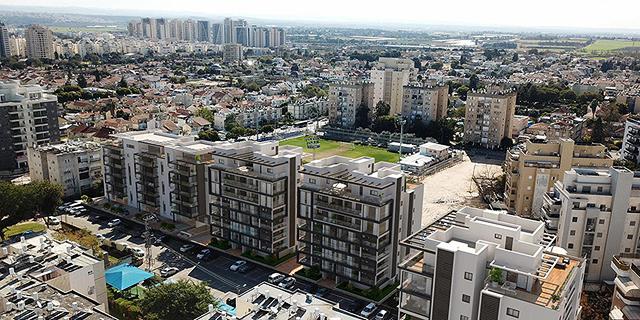 מתחם יהושע בן נון בפתח תקוה זירת הנדלן, אדריכלות: תימור שוורץ אדריכלים