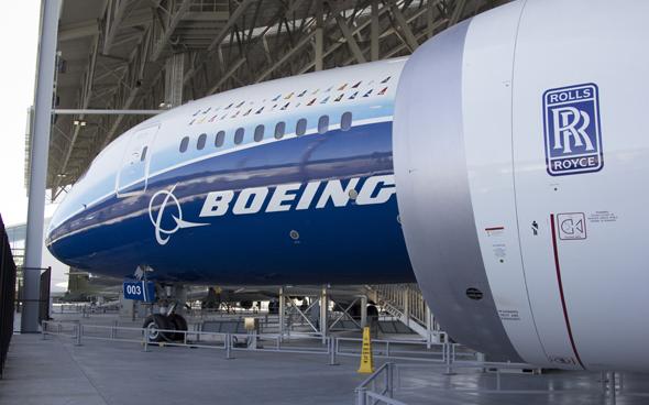 בואינג דרימליינר 787, מפעל סיאטל