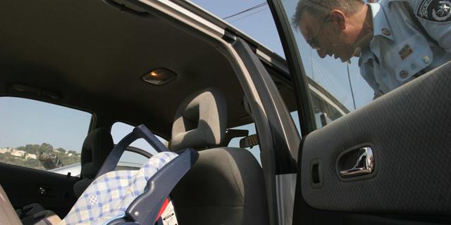 משרד התחבורה מקדם: מערכות נגד שכחת ילדים ברכב - מהקיץ הקרוב