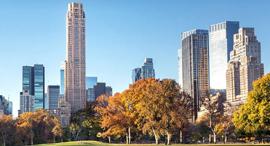 פנטהאוז נמכר סנטרל פארק סאות' מנהטן  220 Central Park South, צילום: Vornado Realty