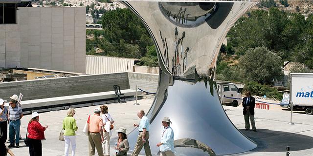 מוזיאון ישראל יקבל תרומה של 4 מיליון דולר ושכר 300 העובדים לא יקוצץ