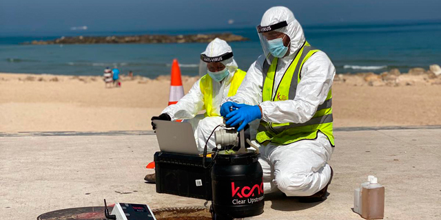 Israeli scientists work with Kando to pinpoint Covid-19 outbreaks in the sewers