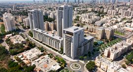 תוכנית התחדשות עירונית מתחם לבנה תל אביב, הדמיה: :  אורי בלומנטל אדריכלים ומילוסלבסקי אדריכלים