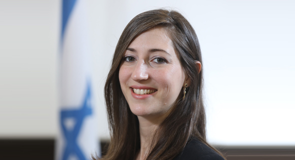 Shirly Coifman, head of Israel's Economic and Trade Mission to Guangzhou. Photo: Gideon Sharon