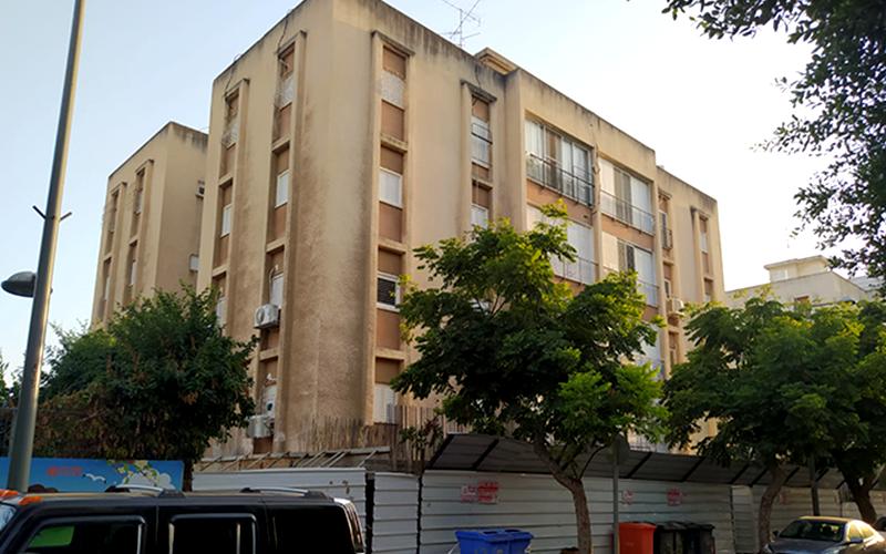 רחוב ויניק בשכונת רמז בראשון לציון זירת הנדלן, צילום: פדרו