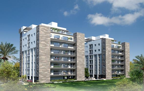 """הפרויקט בויניק 19-17. """"התחדשות עירונית בסטנדרט של בנייה חדשה"""""""