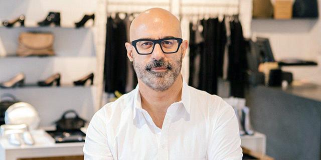 מעצב האופנה רונן חן , צילום: אורית פניני