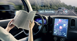 The autonomous vehicle vision will have to wait at least a few more years. Photo: Shutterstock