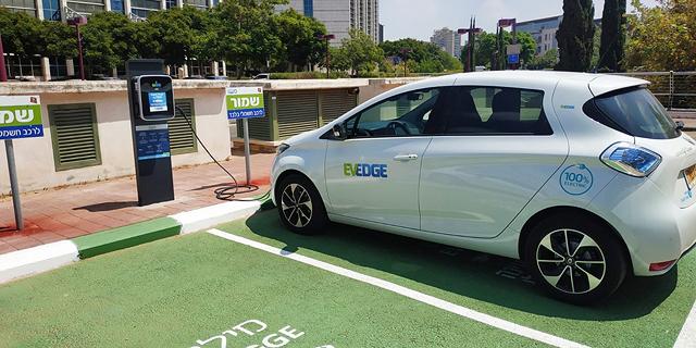מילגם EV-EDGE תקים 360 עמדות טעינה למכוניות חשמליות בהרצליה, ראש העין וצפת