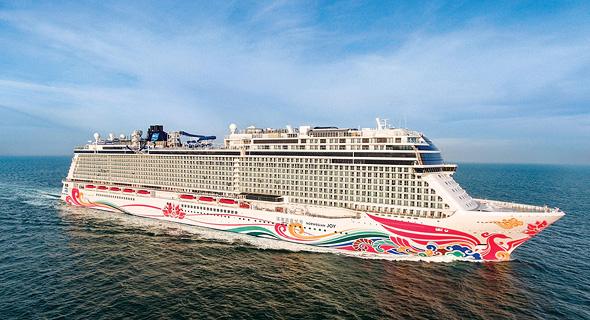אוניית תענוגות של  חברת Hurtigruten