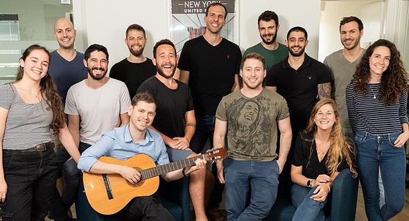 The Rise AI Team. Photo: Nati Cohen