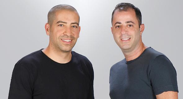 CEOs Guy Vardi and Yaniv Amzaleg. Photo: Twins Studio