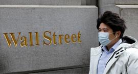 קורונה וול סטריט בורסה NYSE ניו יורק, צילום: רויטרס