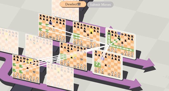 מתוך 5D Chess. גאונות או מהתלה