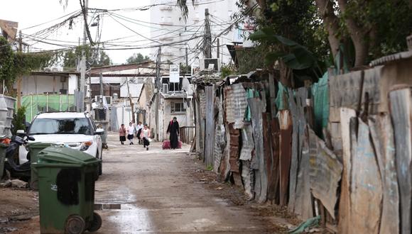 שכונת כפר שלם , צילום: אוראל כהן
