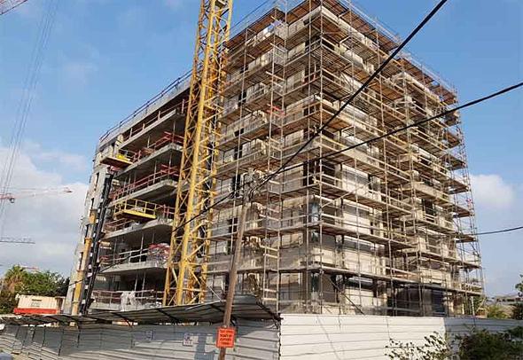 """תמ""""א 38 בגבעתיים """"היעד הוא לרכוש דירות באותו הבניין או באותו הפרויקט""""  , צילום: פדרו"""