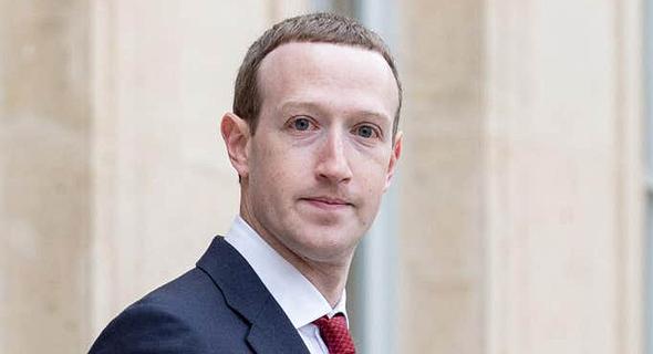 """מארק צוקרברג מייסד מנכ""""ל פייסבוק יולי 2019, צילום: בלומברג"""