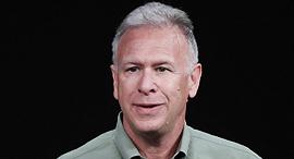 פיל שילר מנהל השיווק היוצא של אפל, צילום: בלומברג