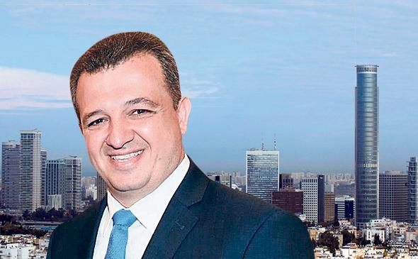 כרמל שאמה הכהן , ראש עיריית רמת גן