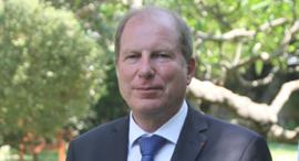 Ambassador of France to Israel, Eric Danon. Photo: Ambassede de France / N. Cahn