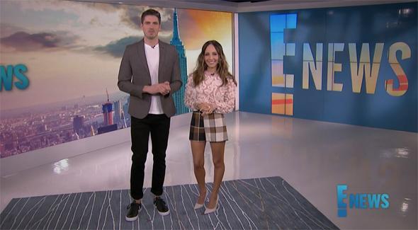 טלוויזיה E! News רשת NBC, צילום: E News