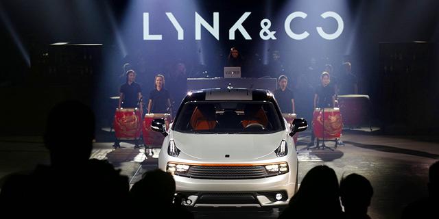 Lynk & Co הסינית מבצעת בישראל מבחן לרכב כביש שטח