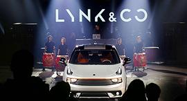 מכונית Lynk & Co