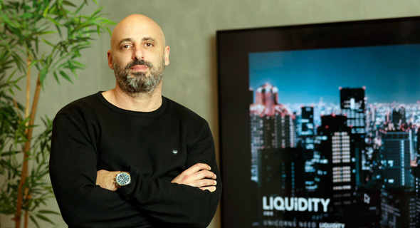 Ron Daniel, CEO of Liquidity Capital. Photo: Geva Talmor