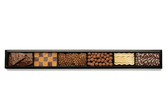 מארז של איקה שוקולד, צילום: אנטולי קרינצקי