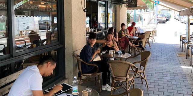 למרות המשבר: היקף הרכישות באשראי במלונות ובמסעדות מטפס