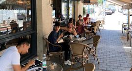 בית קפה ב תל אביב