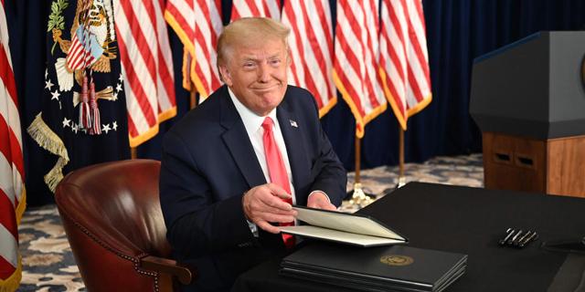 טראמפ חתם על הטבות, חסרים רק מימון ותוקף חוקי