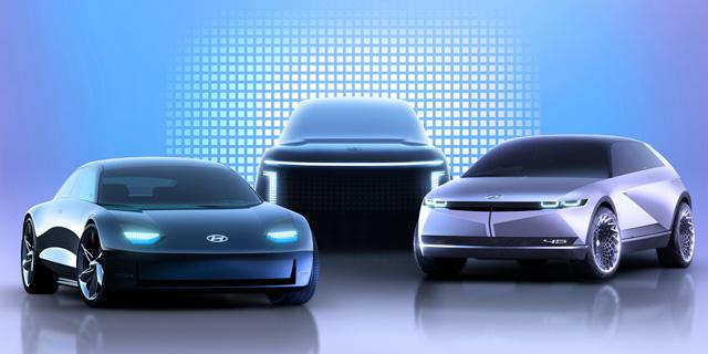 יונדאי איוניק הפך למותג עם 3 דגמים חשמליים