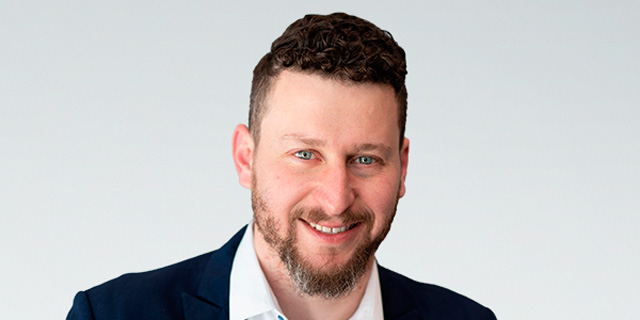 סטס גרינברג, בעלים שותף מייסד של VISION & BEYOND, צילום: באדיבות VISION & BEYOND