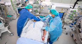 בית חולים בז'נבה, שוויץ, צילום: אי אף פי