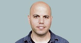 """עוז אלון מייסד מנכ""""ל  HoneyBook, צילום: אוראל כהן"""