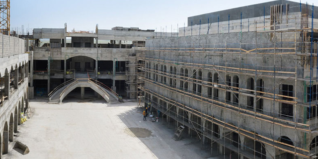 דיזיין סיטי בנייה חדשה זירת הנדלן