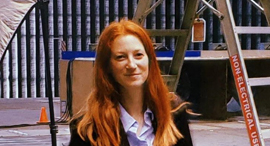 Neta Blum, founder of the At program. Photo: Courtesy